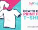 Remove vinyl from T-shirt Thumbnail