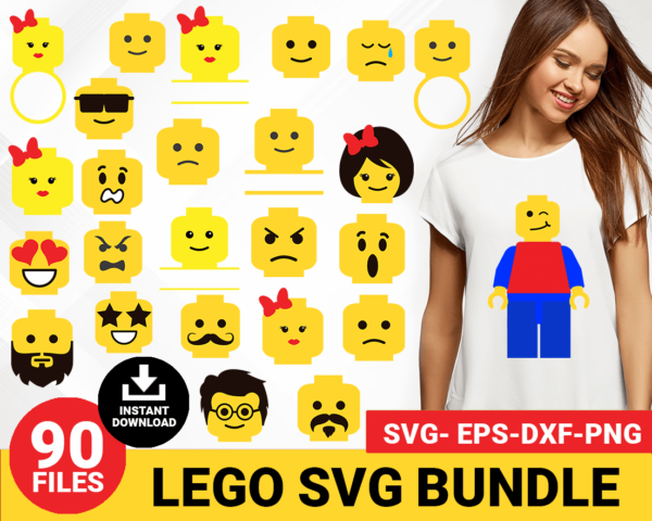 Lego bundle svg