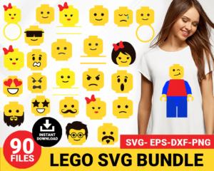 Lego bundle svg