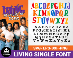 Living Single Font
