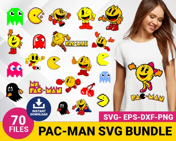 Pacman svg