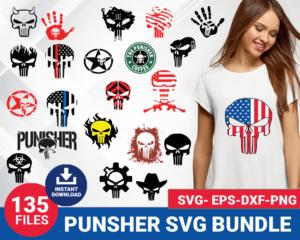 Punisher svg