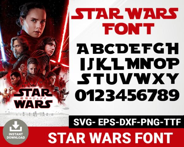 Starwars Font