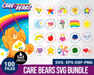 care bears svg