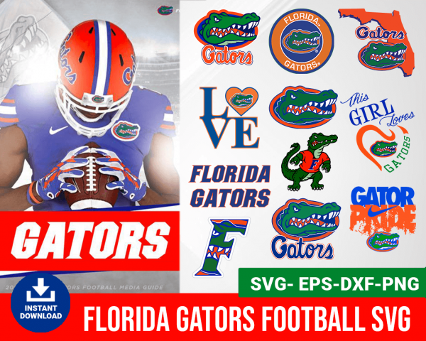 Florida Gators svg