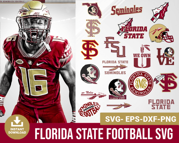 Florida State Seminoles svg
