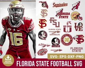 Florida State Seminoles svg